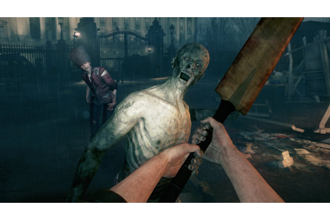 ZombiU (Wii U) Game Profile | News, Reviews, Videos ...