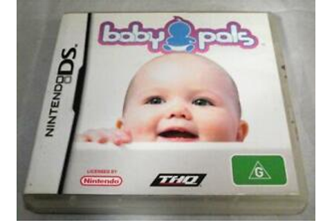 Baby Pals Nintendo DS 2DS 3DS Game *Complete* | eBay