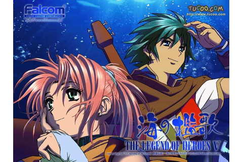 The Legend of Heroes 5 A Cagesong of the Ocean Download ...