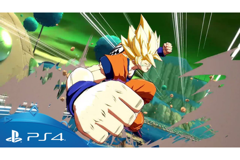 Dragon Ball Fighter Z | Gameplay Trailer | PS4 - YouTube