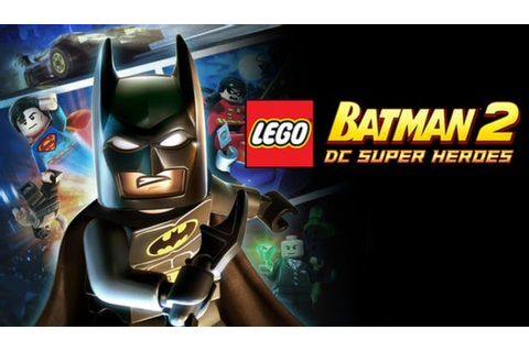 Buy LEGO® Batman 2 DC Super Heroes™ from the Humble Store