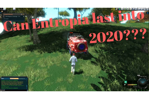 The State of Entropia Universe in 2019(Will Entropia ...
