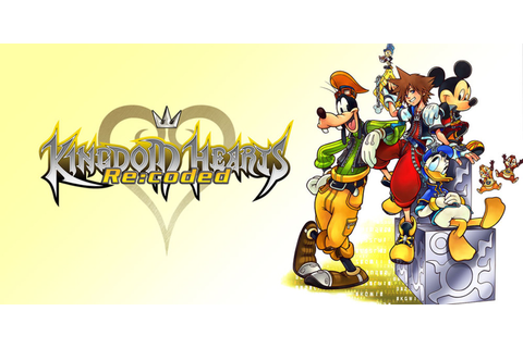 KINGDOM HEARTS Re:coded | Nintendo DS | Games | Nintendo