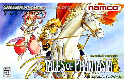 Tales of Phantasia - Nintendo Game Boy Advance - Games ...