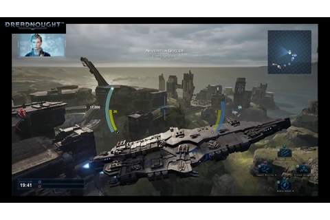 Dreadnought review Ps4 - YouTube