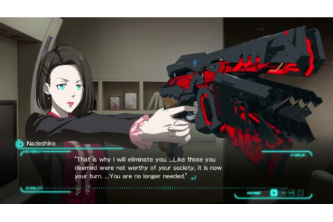 Psycho-Pass: Mandatory Happiness Review (PS4) | Push Square