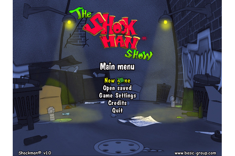 Скриншоты The Shockman Show на Old-Games.RU