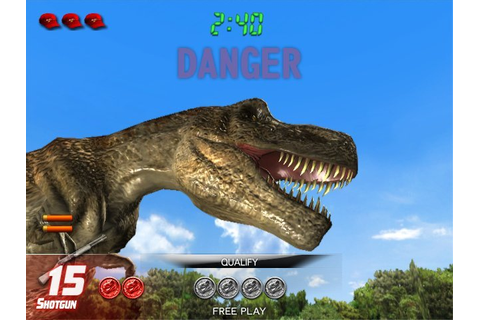 Primeval Hunt : Play:Right Arcade