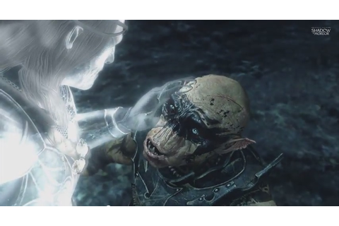 Engage in psychological warfare with Shadow of Mordor's Wraith
