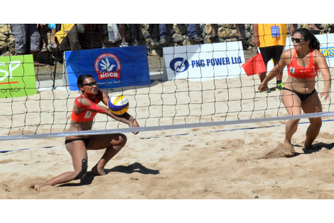 Tryouts open for Pacific Games beach volleyball