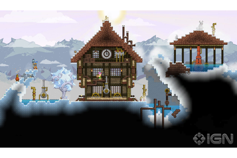 Starbound Review - IGN