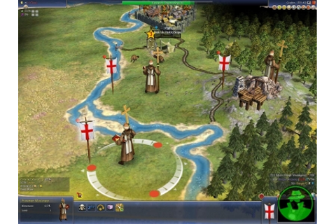 GameSpy: Civilization IV: Warlords - Page 1