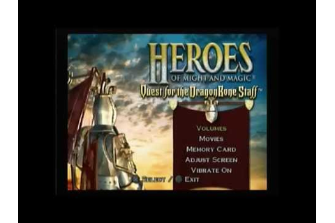 Heroes of Might and Magic Quest for the DragonBone Staff ...