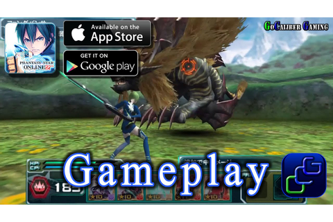 Phantasy Star Online 2 es by SEGA Android iOS Gameplay ...