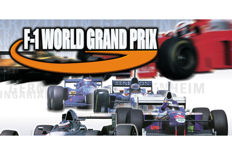 F-1 World Grand Prix | Nintendo 64 | Games | Nintendo