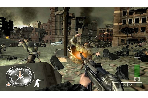 Call of Duty Finest Hour Free Download | Download Games