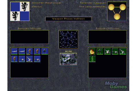 Download Emperor of the Fading Suns (Windows) - My Abandonware
