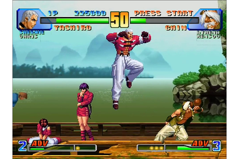 The King Of Fighters: Dream Match 1999 Download Game ...