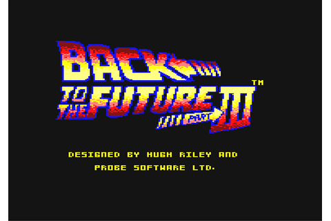 Download Back to the Future Part III - My Abandonware
