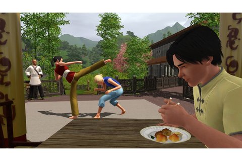The Sims 3 World Adventures Pc Game Free Download |Free ...