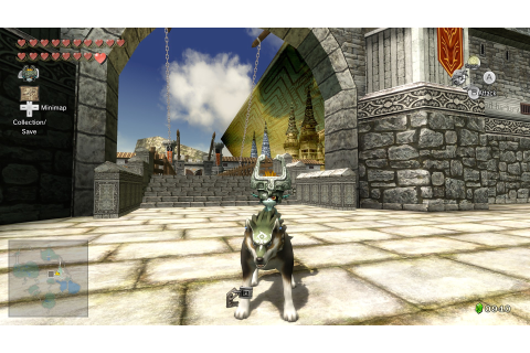 Test The Legend of Zelda Twilight Princess HD sur Wii U