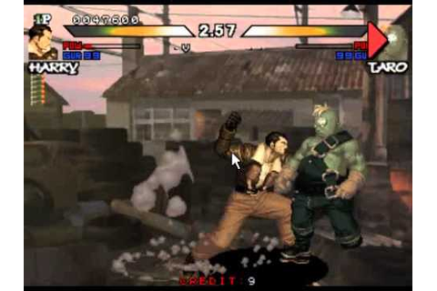 Fighting Games Vault. Daraku Tenshi: The Fallen Angels ...