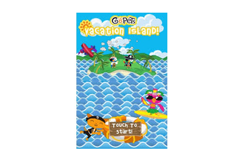 GoPets: Vacation Island - Game - 1st Playable Productions