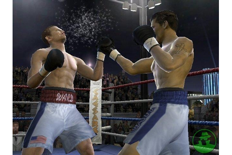 Fight Night 2004 PS2 ISO – PPSSPP PS2 APK Android Games ...