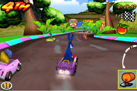 iPhone App of the Day: Crash Bandicoot Nitro Kart 3D | iSource
