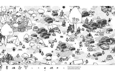Hidden Folks Gameplay | FINDING WALDO 2017! | New Steam ...