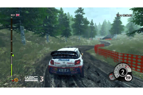 WRC 3 | Gameplay Preview Video | Wales, UK Track | Xbox ...