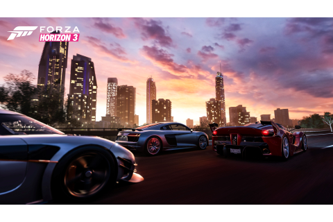 Wallpaper Forza Horizon 3, racing, extreme, E3 2016, best ...