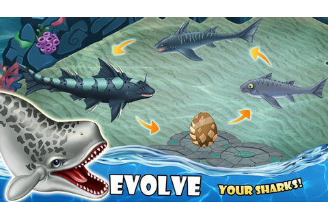 SHARK WORLD -water battle game by Zia U