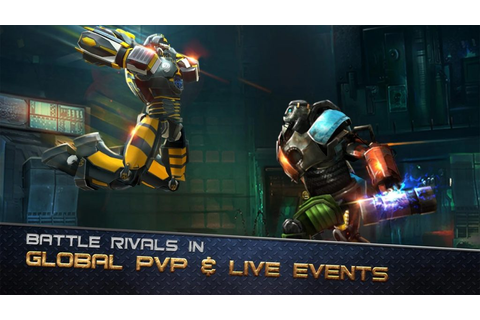 Real Steel World Robot Boxing MOD APK v40.40.259 ...