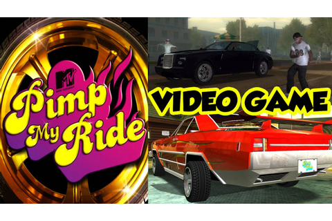 Pimp My Ride Game (PS2) HD - YouTube