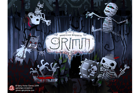 Grimm Wallpaper 1600x1200 | A desktop image featuring ...
