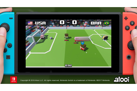 Soccer Slammers Archives - Nintendo Everything
