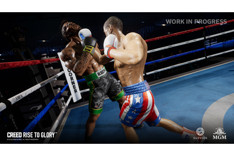 Creed: Rise to Glory hands-on -- Friday night at the ...