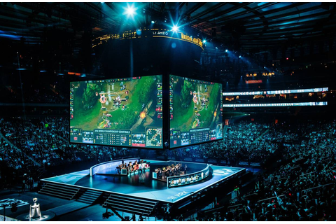 'League of Legends' E-Sports Contests Lure Newest Fan ...