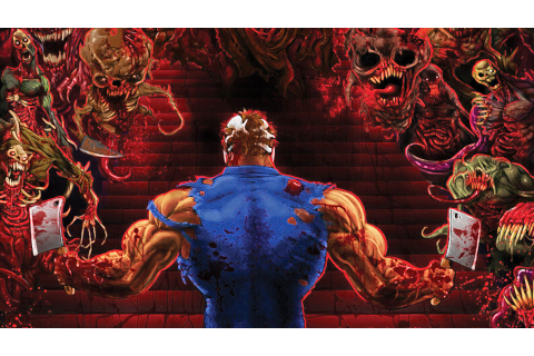 1 Splatterhouse 2 HD Wallpapers | Backgrounds - Wallpaper ...