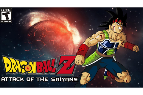 DRAGON BALL Z: ATTACK OF THE SAIYANS (FAN GAME) | Story ...