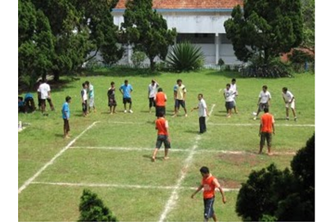 Gobak Sodor | Indonesian Traditional Games