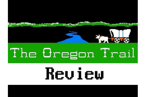 LGR - The Oregon Trail - Apple II Game Review - YouTube