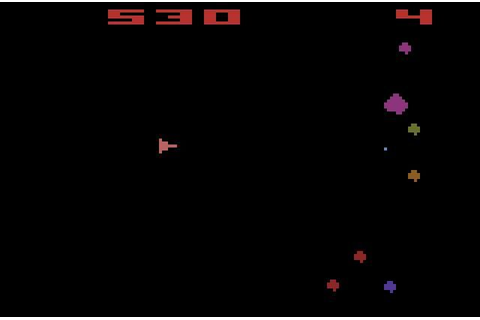 Asteroids (Super Asteroids and Super Missile Command ...