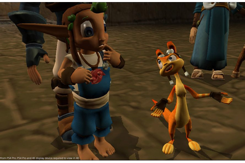 Classic PS2 Jak and Daxter Games Getting Released On PS4 ...