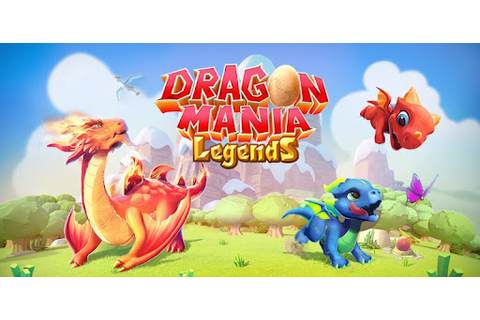 Dragon Mania Legends - Apps on Google Play