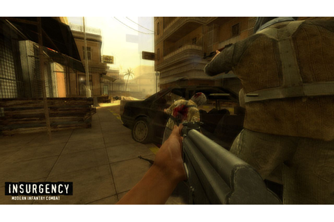 Insurgency Modern Infantry Combat PC Game Free Download