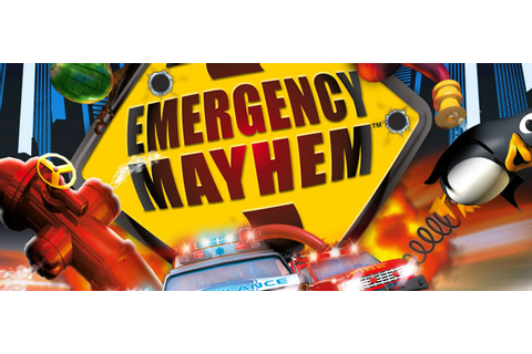 Emergency Mayhem – ZTGD