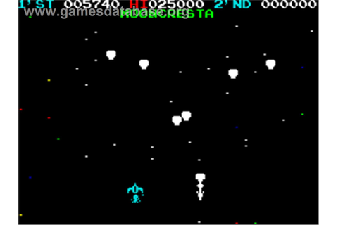 Moon Cresta - Sinclair ZX Spectrum - Games Database