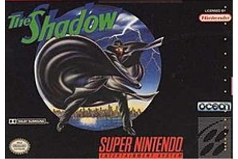 The Shadow (video game) - Wikipedia